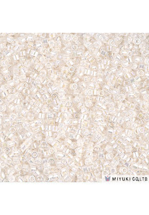 www.sayila.fr - Miyuki Delica rocailles en verre 11/0 1,6x1,3mm DB0052 (10000 pcs.)