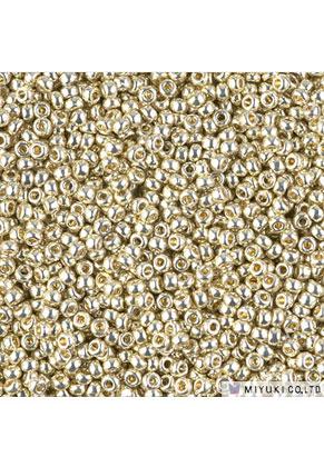 www.sayila.es - Miyuki rocailles de vidrio 11/0 2x1,4mm 4201 (± 5500 pzs.)