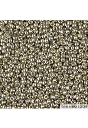 www.sayila.es - Miyuki mostacillas/rocallas de vidrio 11/0 2x1,4mm 4221 (± 5500 pzs.)