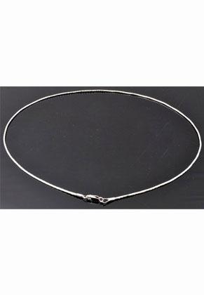 www.sayila.es - Collar de 925 plata 41cm, 1mm de espesor