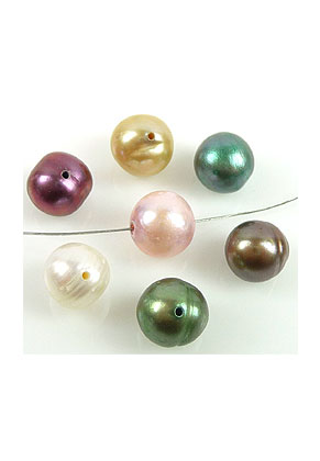 www.sayila.com - Mix freshwater pearls irregular ± 7-8mm