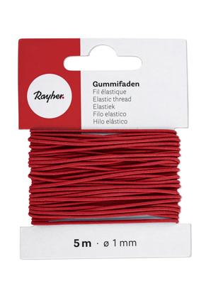 www.sayila.com - Rayher elastic thread 1mm