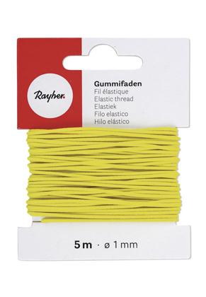 www.sayila.fr - Rayher fil en élastique 1mm