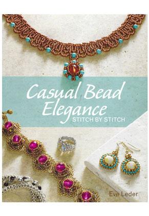 www.sayila.co.uk - Book Casual Bead Elegance (Eve Leder)
