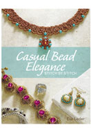 www.sayila.be - Boek Casual Bead Elegance (Eve Leder) - E01365