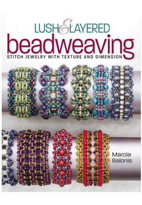 www.sayila.es - Libro Lush & Layered Beadweaving (Marcia Balonis)