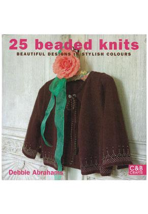 www.sayila.nl - Boek 25 Beaded knits (Debbie Abrahams)
