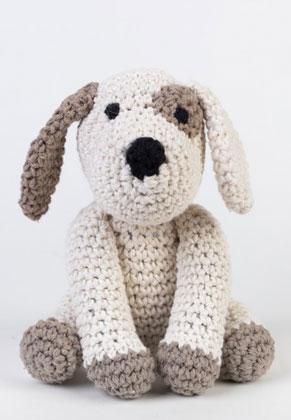 www.sayila.nl - Hoooked DIY haakpakket Puppy Millie