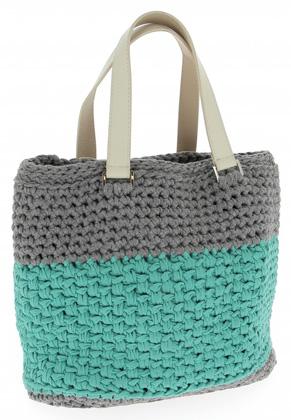 www.sayila.com - Hoooked DIY crochet kit Valencia bag RibbonXL