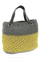 www.sayila-perles.be - Hoooked kit de crochet DIY sac Valencia RibbonXL - E01485