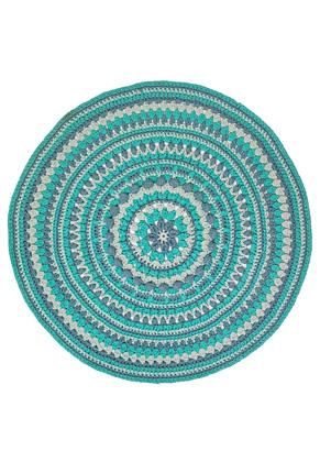 www.sayila.com - Hoooked DIY crochet kit Island Rug RibbonXL
