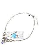 www.sayila.com - DoubleBeads Jewelry Kit Magician necklace ± 54-61cm, with SWAROVSKI ELEMENTS - E01629