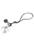 www.sayila.nl - DoubleBeads Mini Sieradenpakket mobielhanger ± 8,5cm met SWAROVSKI ELEMENTS