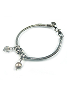 www.sayila.com - DoubleBeads Mini Jewelry Kit large-hole-style bracelet ± 18-20cm with SWAROVSKI ELEMENTS - E01866