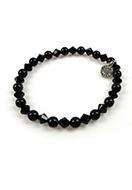 www.sayila-perles.be - DoubleBeads Mini Kit de Bijoux bracelet extensible, largeur intérieure ± 19cm avec SWAROVSKI ELEMENTS - E01882
