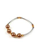 www.sayila.fr - DoubleBeads Mini Kit de Bijoux bracelet extensible, largeur intérieure ± 17cm avec SWAROVSKI ELEMENTS - E01993