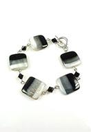 www.sayila.nl - DoubleBeads Mini Sieradenpakket armband ± 21cm met SWAROVSKI ELEMENTS - E01998