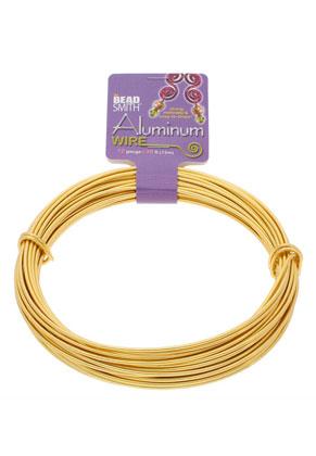 www.sayila.com - Beadsmith aluminum wire 12 gauge (1,9mm)