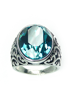 www.sayila.com - DoubleBeads Mini Jewelry Kit ring Ø ± 18x19mm, with SWAROVSKI ELEMENTS