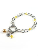www.sayila.com - DoubleBeads Mini Jewelry Kit EasyClip bracelet ± 19,5cm with SWAROVSKI ELEMENTS - E02243