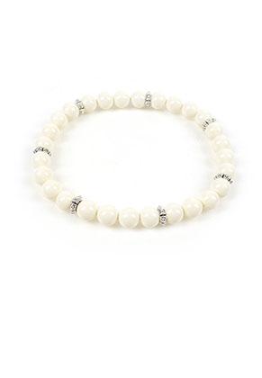 www.sayila.com - DoubleBeads Mini Jewelry Kit bracelet ± 18cm with SWAROVSKI ELEMENTS