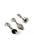 www.sayila-perlen.de - DoubleBeads Mini Schmuckpaket Mix & Match Anhänger Sommer (Satz von 3) ± 30-35mm mit SWAROVSKI ELEMENTS