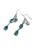 www.sayila-perlen.de - DoubleBeads Mini Schmuckpaket Ohrringe ± 6cm mit SWAROVSKI ELEMENTS