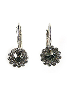 www.sayila-perles.be - DoubleBeads Mini Kit de Bijoux boucles d'oreilles ± 2cm avec SWAROVSKI ELEMENTS - E02522