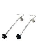 www.sayila-perles.be - DoubleBeads Mini Kit de Bijoux boucles d'oreilles ± 8cm avec SWAROVSKI ELEMENTS - E02526