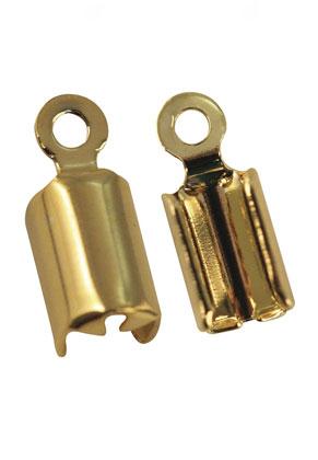 www.sayila.fr - Rayher pinces lacet en métal pour lacets et cuir 8x4mm