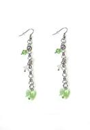 www.sayila.co.uk - DoubleBeads Mini Jewelry Kit earrings ± 8cm with SWAROVSKI ELEMENTS - E02651