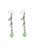 www.sayila-perlen.de - DoubleBeads Mini Schmuckpaket Ohrringe ± 8cm mit SWAROVSKI ELEMENTS