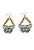 www.sayila.nl - DoubleBeads Mini Sieradenpakket oorbellen ± 7cm met SWAROVSKI ELEMENTS