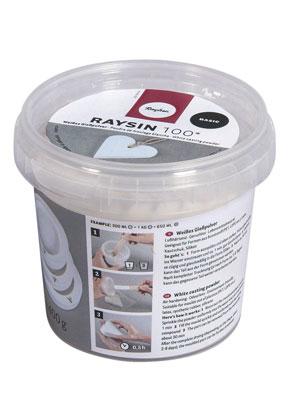 www.sayila.es - Rayher Raysin polvo para moldear 100