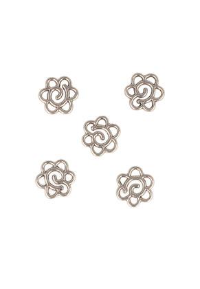 www.sayila.es - Colgantes/conectores de metal flor 15mm