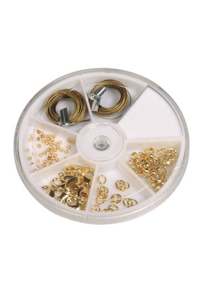 www.sayila.fr - Rayher kit débutants avec accessoires pour bijoux
