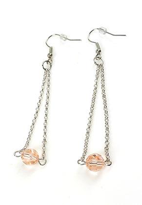 www.sayila.com - DoubleBeads Mini Jewelry Kit earrings ± 7,5cm with SWAROVSKI ELEMENTS