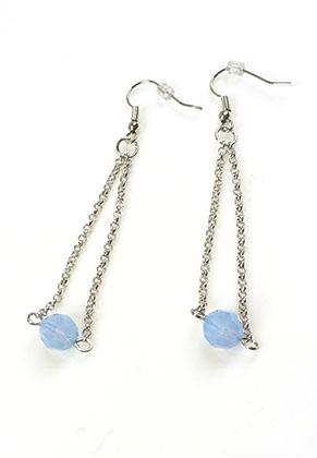 www.sayila.fr - DoubleBeads Mini Kit de Bijoux boucles d'oreilles ± 7,5cm avec SWAROVSKI ELEMENTS