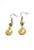 www.sayila.fr - DoubleBeads Mini Kit de Bijoux boucles d'oreilles ± 4,5cm avec SWAROVSKI ELEMENTS