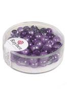 www.sayila-perles.be - Rayher mélange de rocailles/perles pour broder en verre 5,5x4mm (80 pcs.) - E03075
