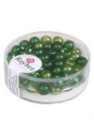 www.sayila-perles.be - Rayher mélange de rocailles/perles pour broder en verre 5,5x4mm (80 pcs.) - E03078