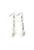 www.sayila.es - DoubleBeads Minikit de Joyería pendientes 7cm con SWAROVSKI ELEMENTS