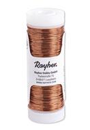 www.sayila.co.uk - Rayher copper wire 0,4mm - E03216