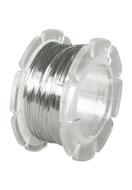 www.sayila.co.uk - Rayher steel wire for jewelry 0,5mm - E03217