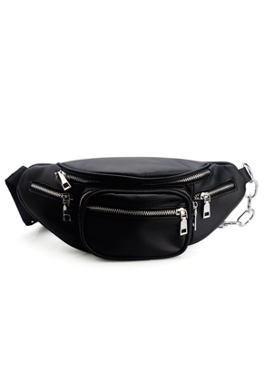 www.sayila.com - Imitation leather bum bag