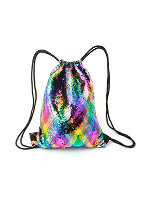 www.sayila.com - Backpack with reversible sequins 42,5x33,5cm
