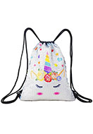 www.sayila.com - Backpack with reversible sequins unicron 40x33cm - F07013