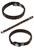 www.sayila.com - Imitation suede bracelet with strass 18cm