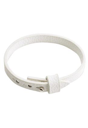 www.sayila.nl - DoubleBeads EasySlide imitatieleren armband