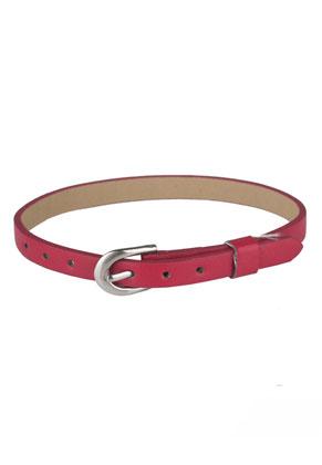 www.sayila.fr - Bracelet en cuir artificiel 15-19cm (approprié pour perles coulissantes)